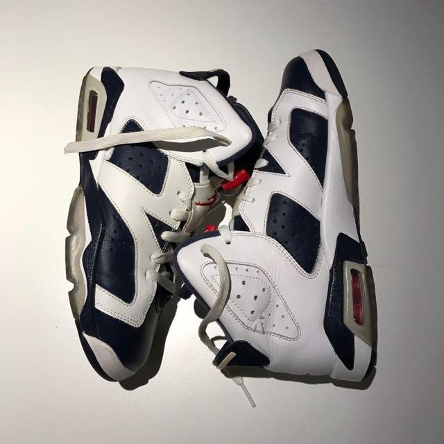 Air Jordan 6 (Olympic)