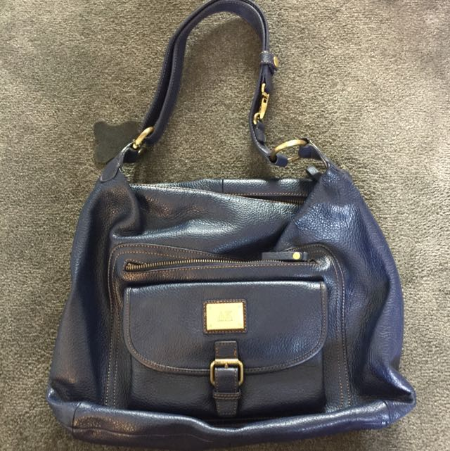 Authentic Anne Klein Leather Bag