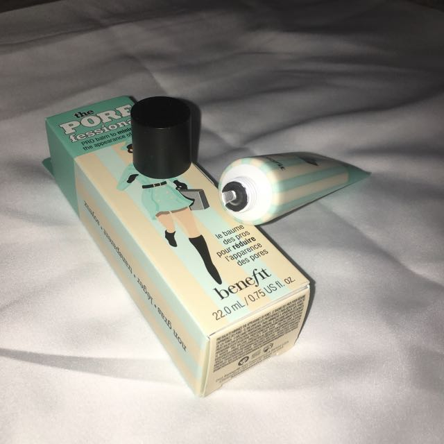 Authentic Benefit The POREfessional Primer