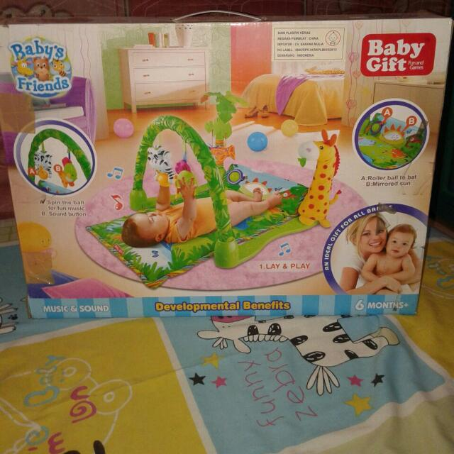 Baby Gift Playmate