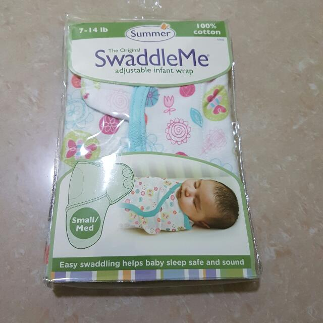 Baby Girl SWADDLE (S-M)