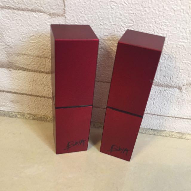 Bbia韓國紅管唇膏