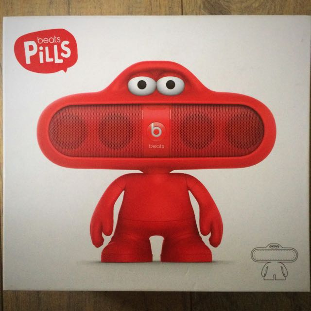 Beats Dude Stand For Pill Portable Speakers