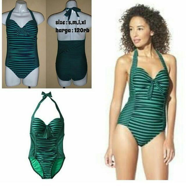 Monokini Swimsuit Size L