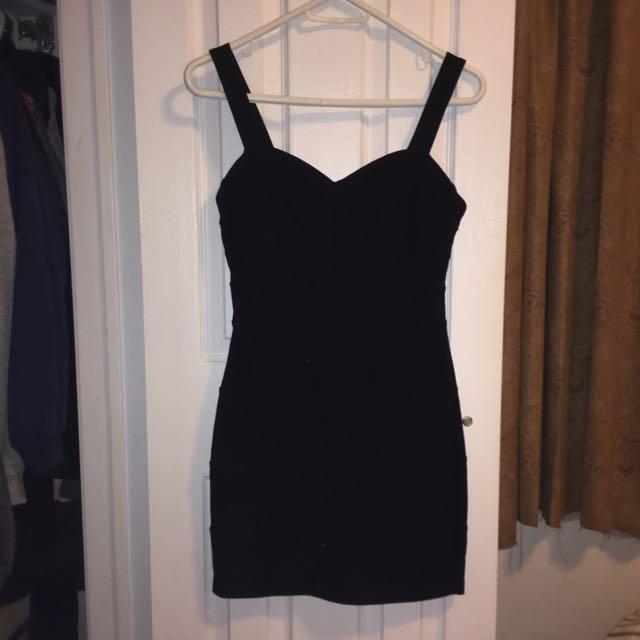 Black Dress Dynamite