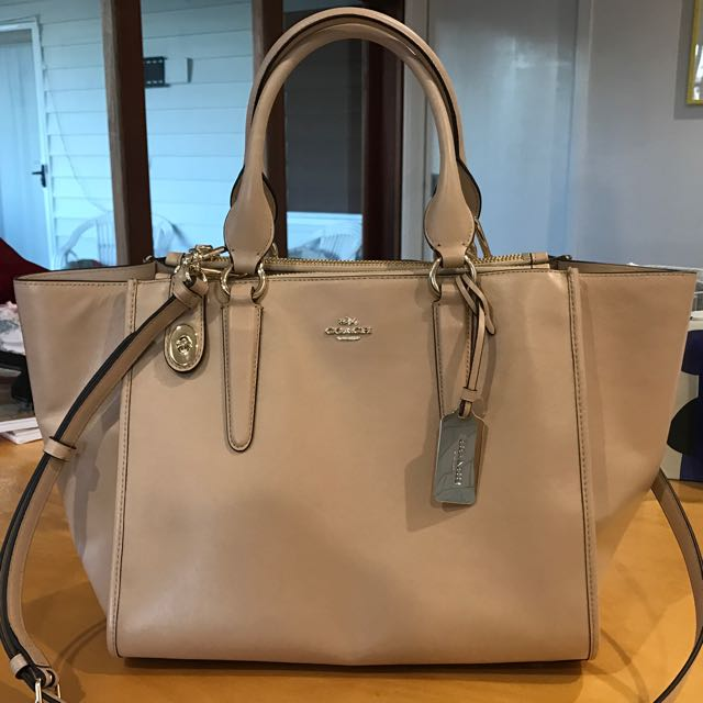 Brand New Large COACH Crosby Tote