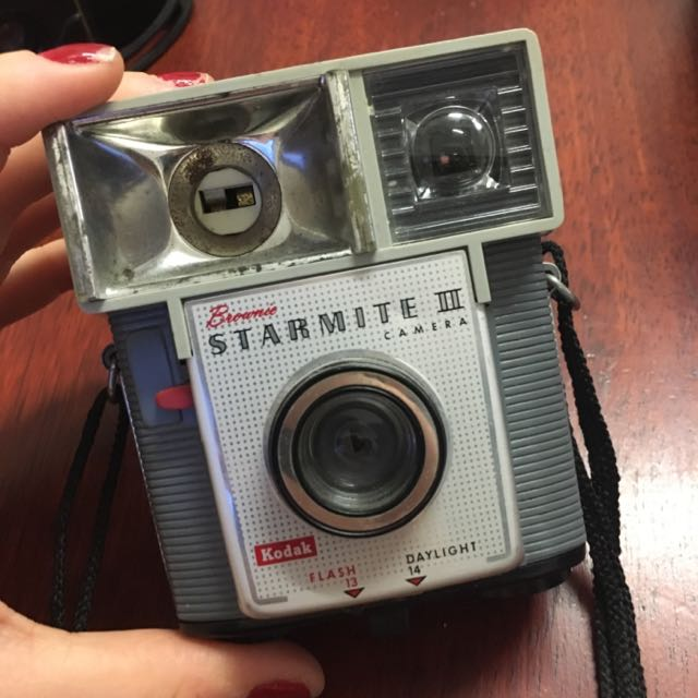 Brownie Starmite Camera Film