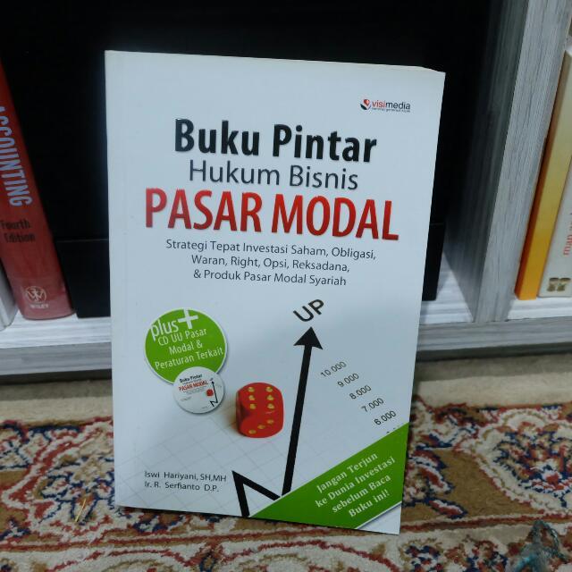 Buku Pintar Pasar Modal