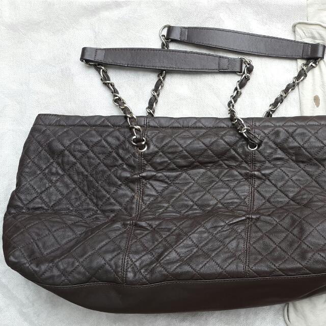 Chanel Shoulder Bag Full Kulit