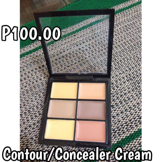 Contour/Concealer Palette