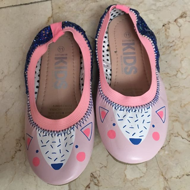 Cotton On Primo Flat Shoes