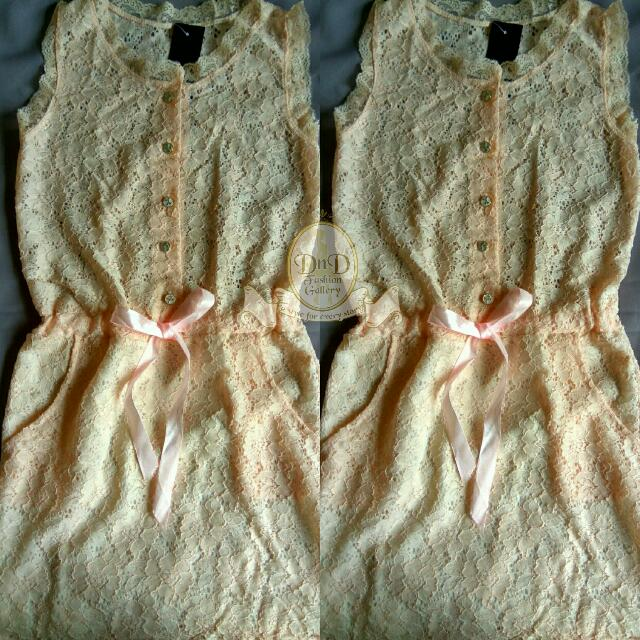 Dress Anak Perempuan/dress Brukat