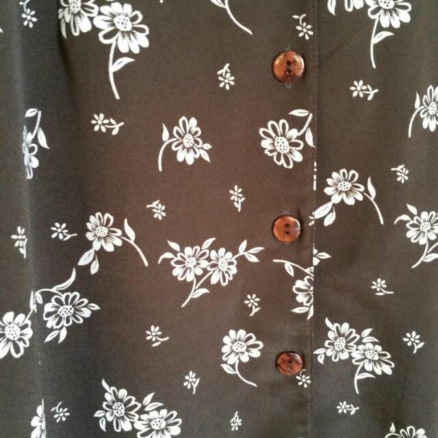 🌼 Floral Maxi Skirt 🌼