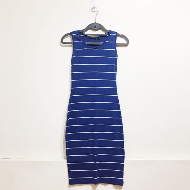 Folded & Hung Bodycon Dress