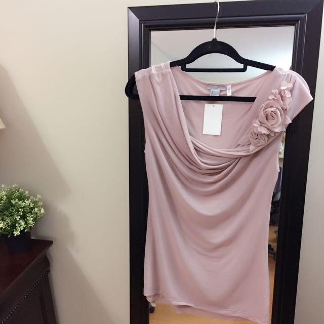 H&M Pink Top