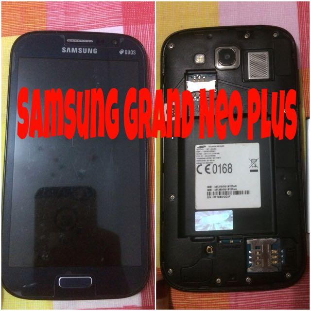 Hp Samsung Grand
