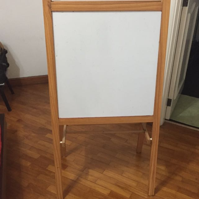 Ikea Mala Easel Whiteboard Toys Games Others On Carousell