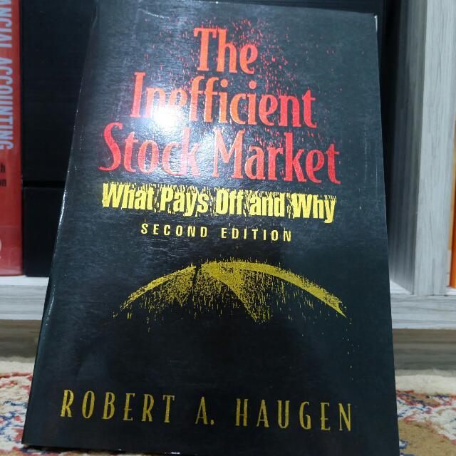 Inefficient Stock Market