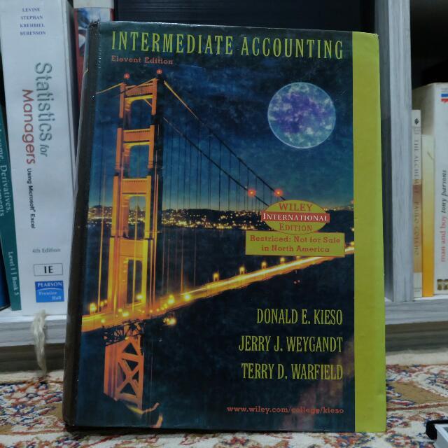 Intrrmediatr Accounting