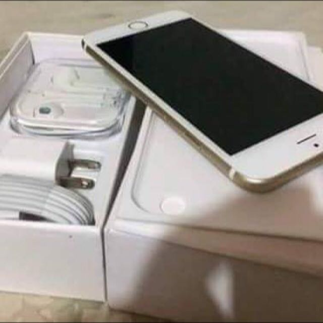 IPHONE 6 16GB GOLD OPENLINE VIA GPP