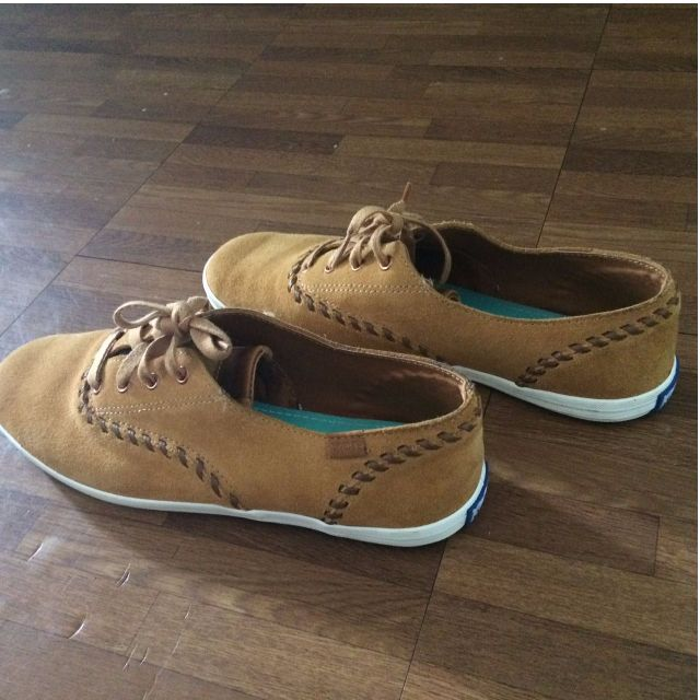 Keds Sneakers Light Brown (Original)