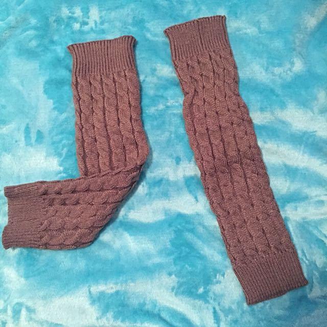 (New) Leg Warmers