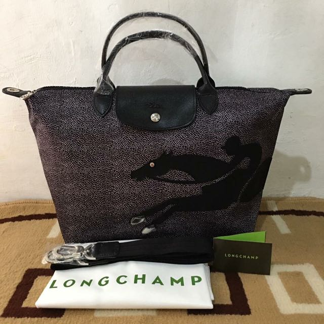Longchamp Cavalier Canvass