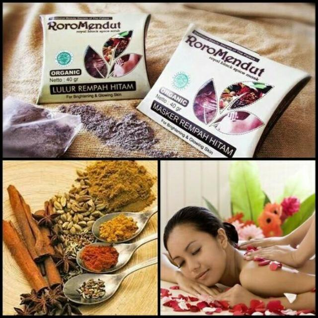 Lulur & Masker Tradisional roro mendut original, Health & Beauty, Makeup on Carousell