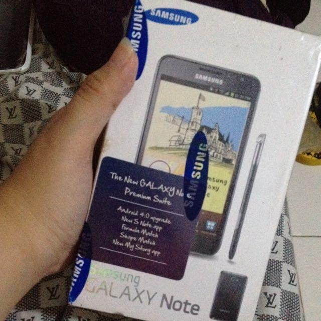 (MATI TOTAL) Samsung Galaxy Note 1