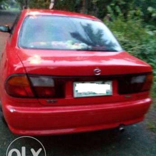 Mazda 323 big body Familia 1999