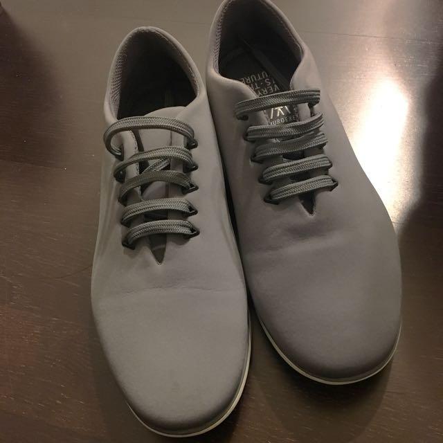 Muroexe Grey Sneakers - 8.5