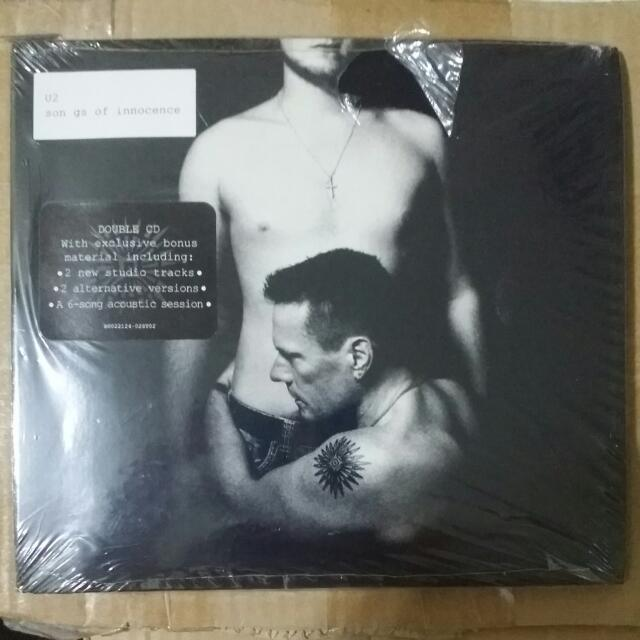 [Music Empire] U2 - Songs Of Innocence CD Album