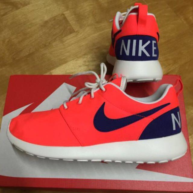 NIKE wmns roshe run free run 輕量慢跑鞋