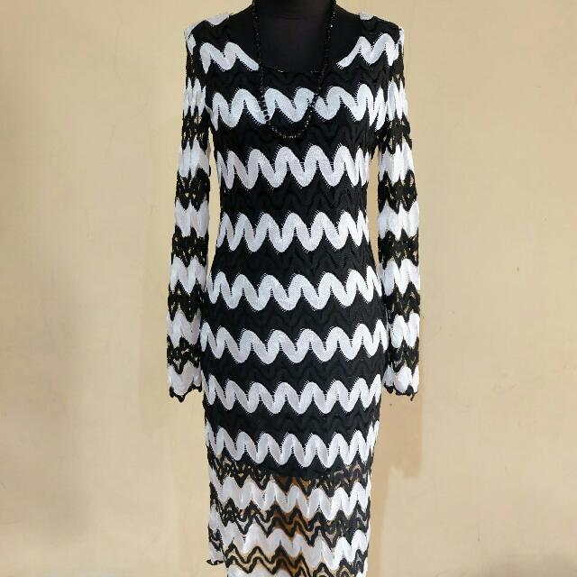 N.Y.L.A Maxi Dress