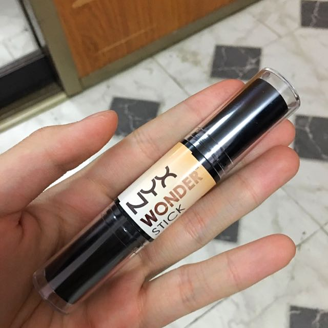 NYX Wonder Contour + Highlighter Stick