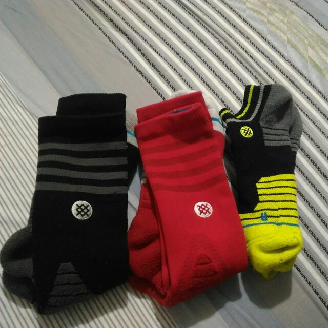 Original Barely Used Stance Socks