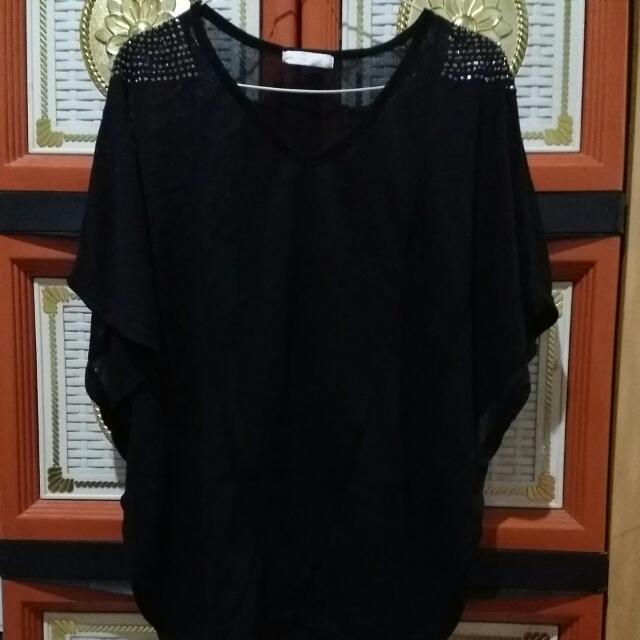 Outer Magnolia Black