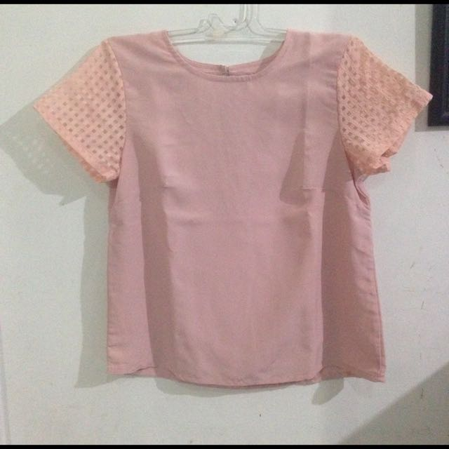Pinky Blouse