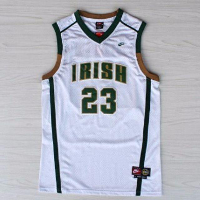 new arrival c3ed0 ba5f0 PO] Irish High School Lebron James Jersey, Bulletin Board ...
