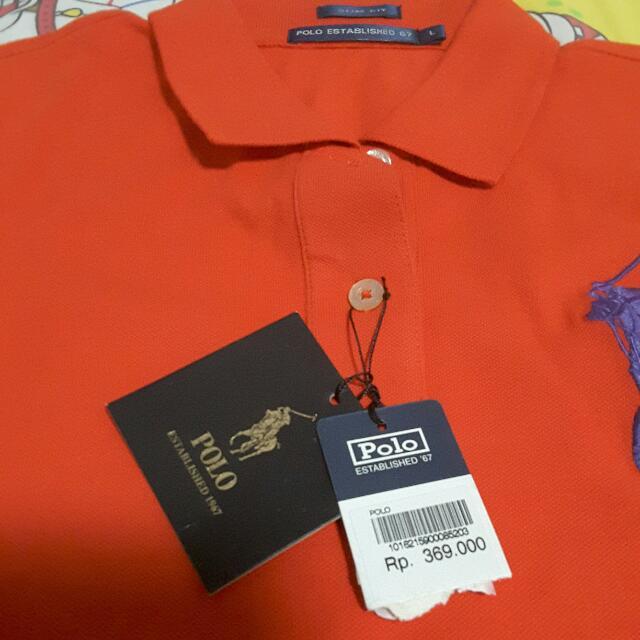 Polo Shirt Slimfit