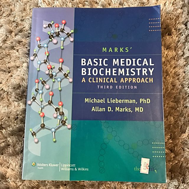 Pre-loved Marks' Basic Medical Biochemistry A Clinical Approach 3rd ed