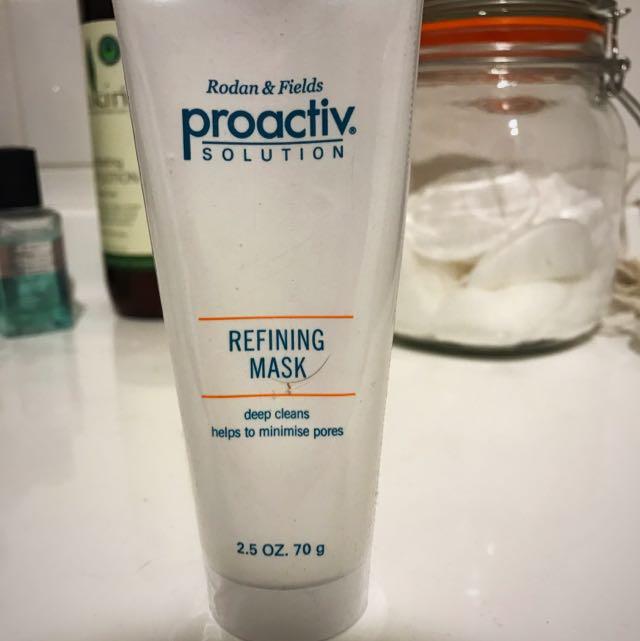 Proactive Refining Mask