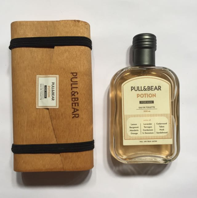 Pull & Bear Potion for Man