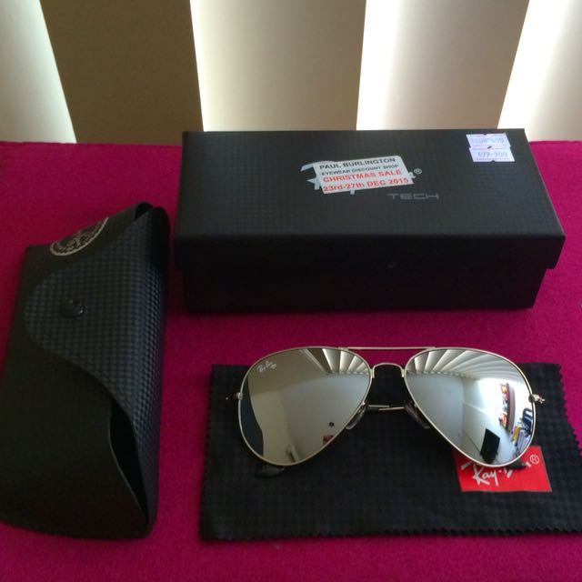 RAY BAN Men's/Women's Sunglasses