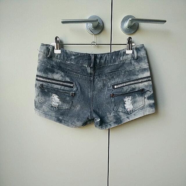 Ripped Shorts (Size 6)