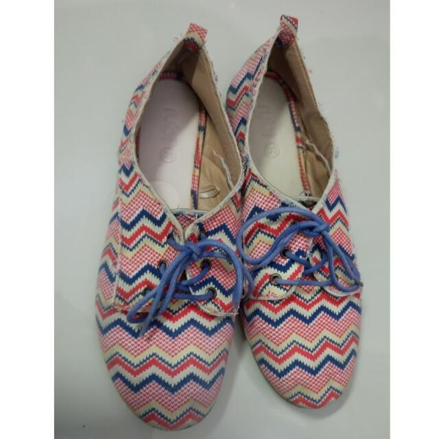 Rubi Tribal Shoes