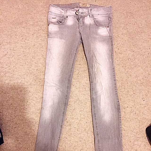 Rugged Skinny Jeans