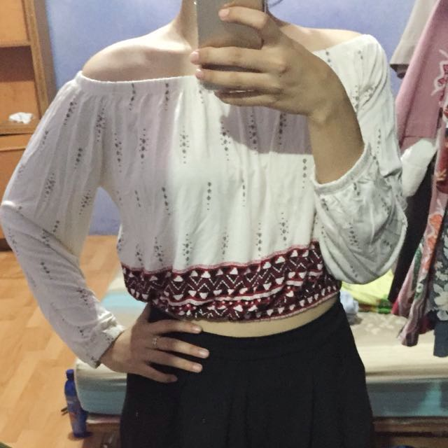 Sabrina Top by H&M