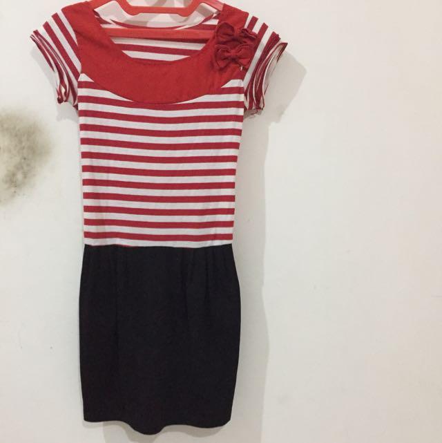 Sailor merah putih kombi