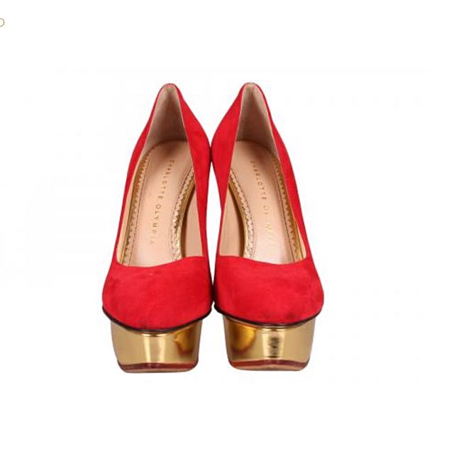 SALE Authentic Charlotte Olympia Heels